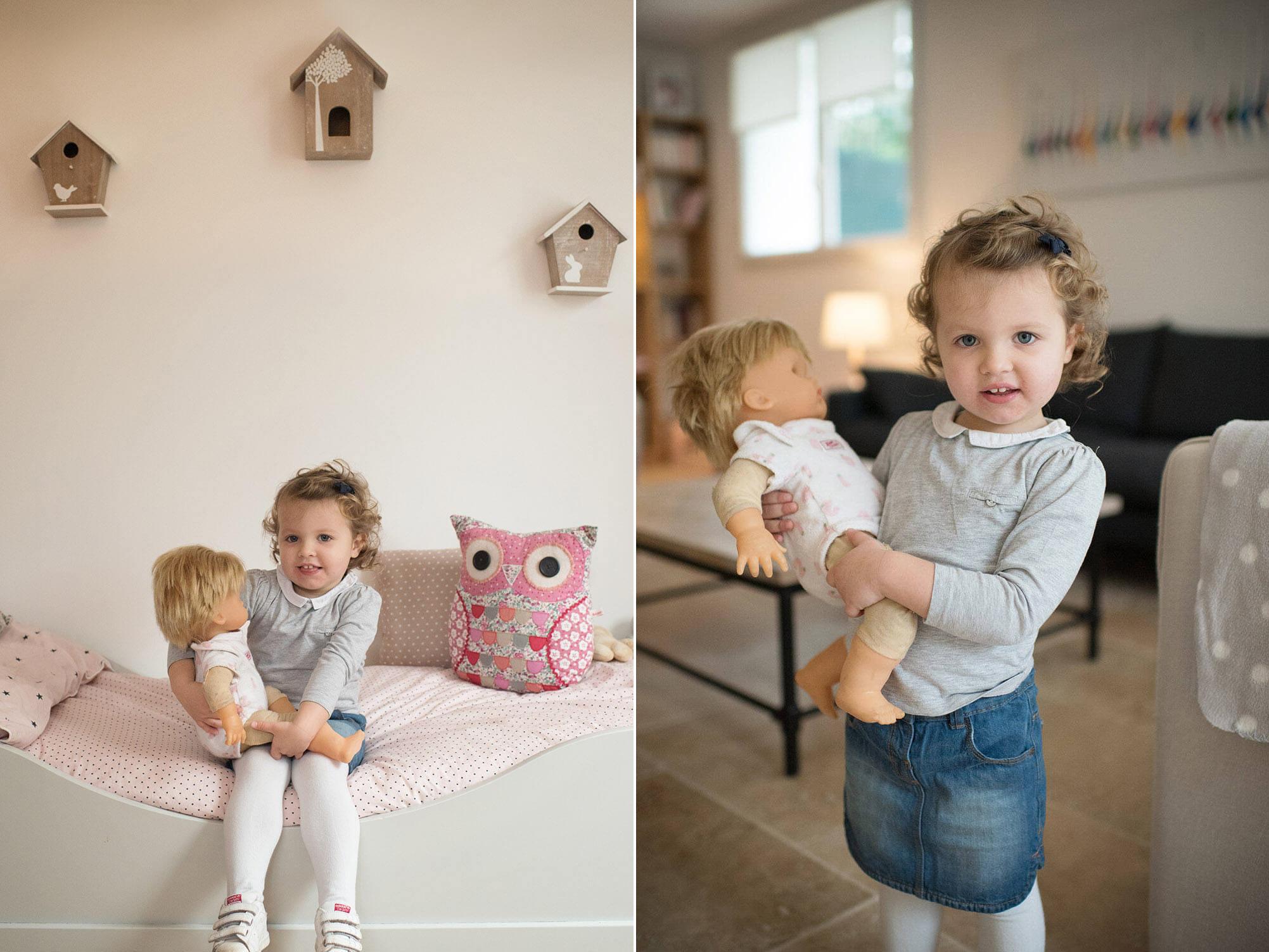 Photographe spécialisée portrait d'enfants.