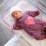 Portrait nourrisson Maternité Saint-Joseph à Marseille