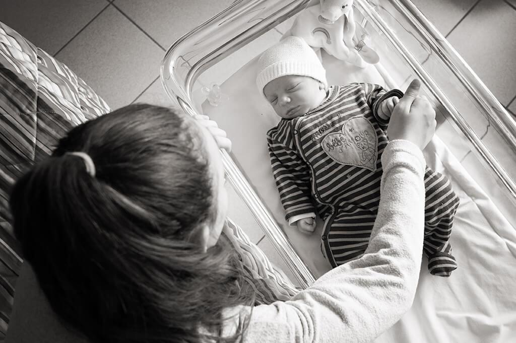 Photographe naissance bébé Marseille Provence