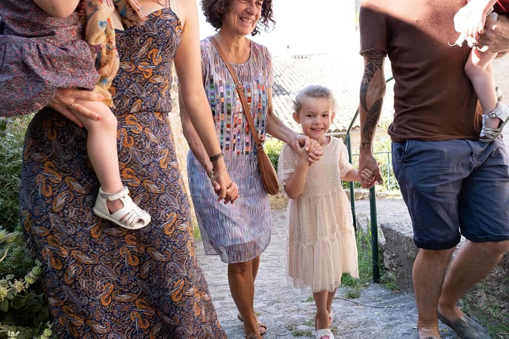 Photographe famille Vaucluse