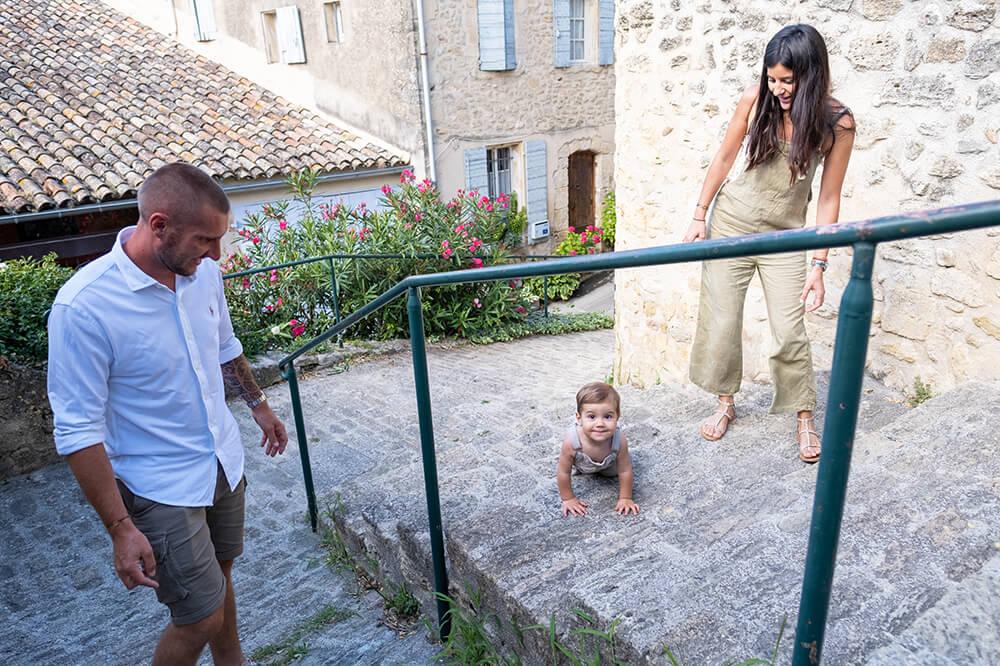 Séance photo famille Luberon. Ansouis (84)
