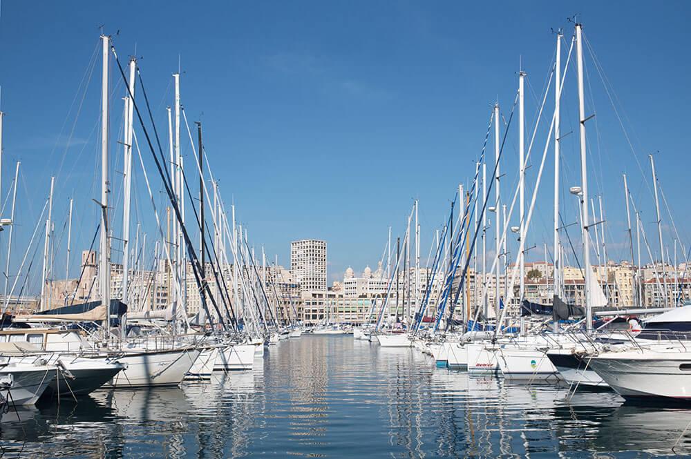 Photo vieux-port Marseille