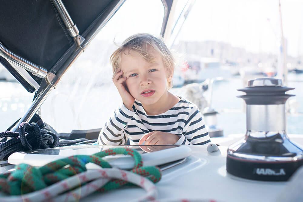 Portrait enfant lifestyle Marseille.