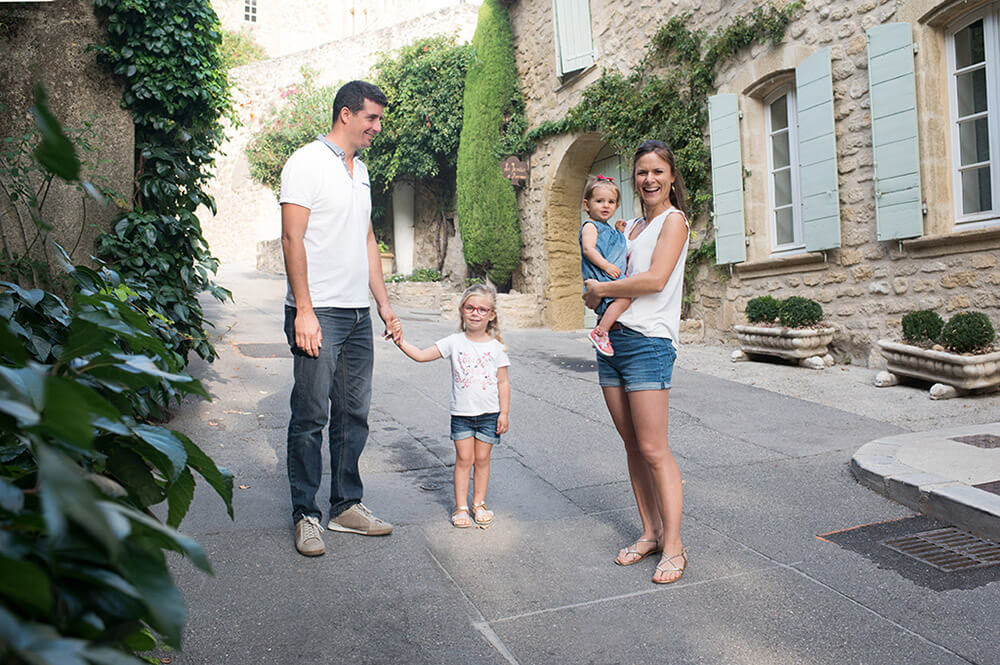Séance photo famille Luberon.