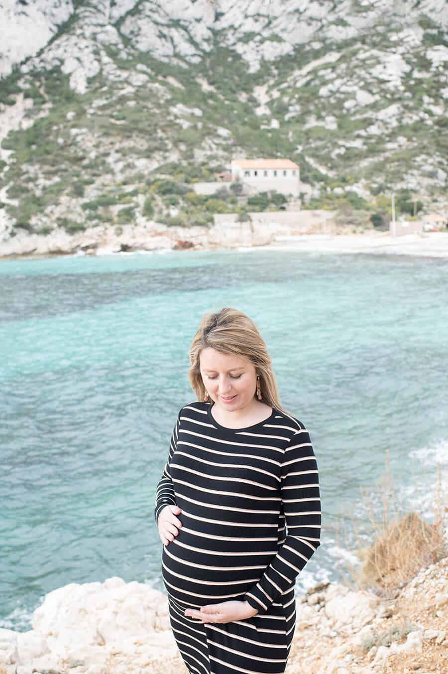 Séance grossesse Marseille