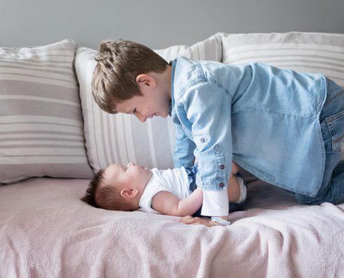 Séance bébé à domicile Marseille